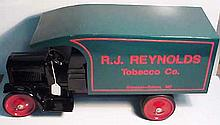 Antique Keystone R.J. Reynolds Tobacco Company Delivery Vehicle (Complete Restoration)24