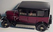 Beautiful Pressed Steel Citroen B-14 Sedan, Swiss Made 20