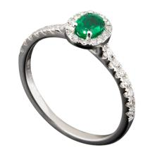 Ethereal Colombian Emerald