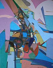 Carlo MARANGIO Né en 1936 Composition
