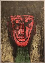 Rufino Tamayo, Untitled from