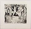 Marino Marini, Il teatro delle maschere, 1956, Marino Marini, €800