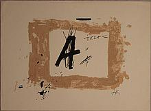 Antoni Tapies, Untitled