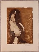 Ernst Fuchs, Phantom Lady