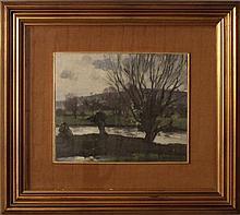 Edouard Chappel, Verso sera, 1910