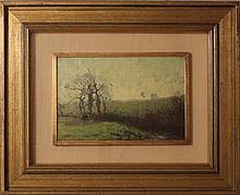 Edouard Chappel, Bruma mattutina, 1895