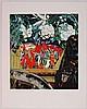Renato Guttuso, Carretto con cavoli, 1982, Renato Guttuso, €600