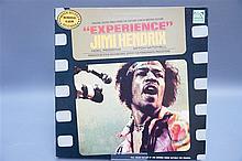 (p) JIMI HENDRIX: 1 33T France 1971, disque MINT, pochette gatefold MINT. (probablement pas joué).