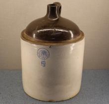 Stoneware 5 Gallon Jug