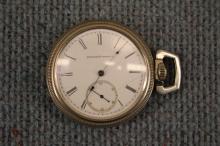 Elgin Lever Set Pocket Watch