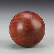 Chinese Huanghuali Ball