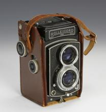 German Camera, Marked Rollicord