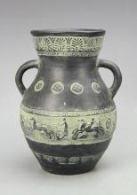 Chinese Decorative Pottery Jar