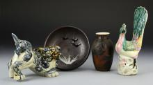 Japanese and Chinese Porcelain Items