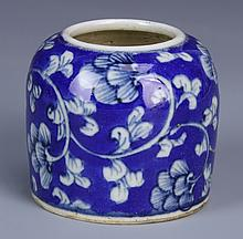 Chinese Blue and White Water Cup