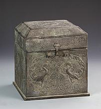 Chinese Antique Bronze Box