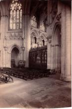 Albumen Print of Ely Cathedral