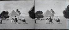 Glass Negative of Egypt