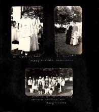 Photo Album with Mary Pickford