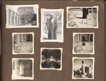 Photo Album of Holy Land, Egypt, Jerusalem, Athens