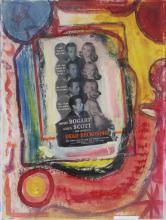 Abstract Art Dead Reckoning