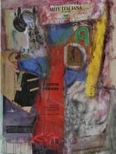 Abstract Art Arte Italian