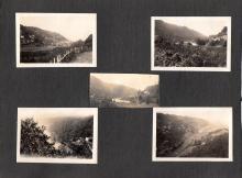 Nine Photos of Tintern Abbey