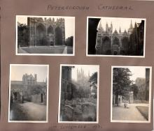 Five Photos of Peterborough Cathedral