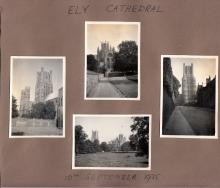 Four Photos of Ely Cathedral