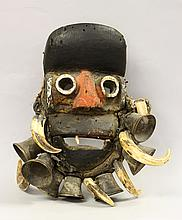 African Beta-Guerre Dancing Mask