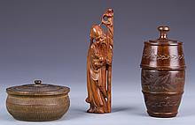 Chinese Wood Pieces
