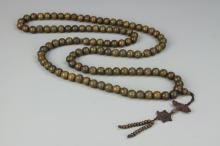 Hardwood Prayer Beads