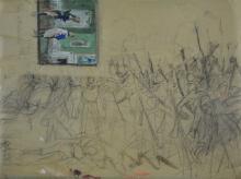 Italian Abstract Painting
