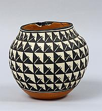 Acoma Painted Pot