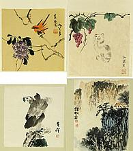 Seven Chinese Drawings, Various Artists