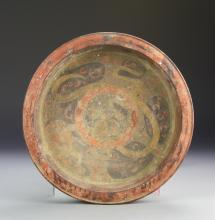 Chinese Pottery Plate