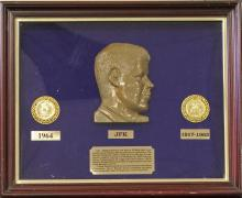 John F. Kennedy Commemorative Coin Set