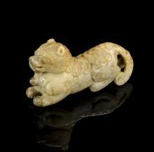 Chinese Jade Beast
