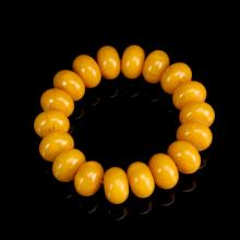 Chinese Wax Beaded Bracelet