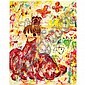 Artist ROKKAKU Ayako A GIRL IN RED DRESS