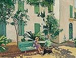 Albert Marquet(1875-1947) LE REPOS DE VANTLA