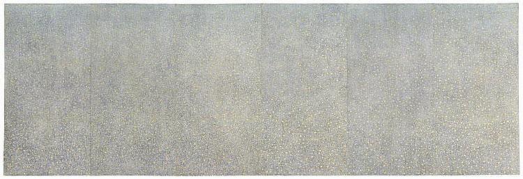 ARTIST: Yayoi Kusama (1929-? TITLE: The Galaxy I