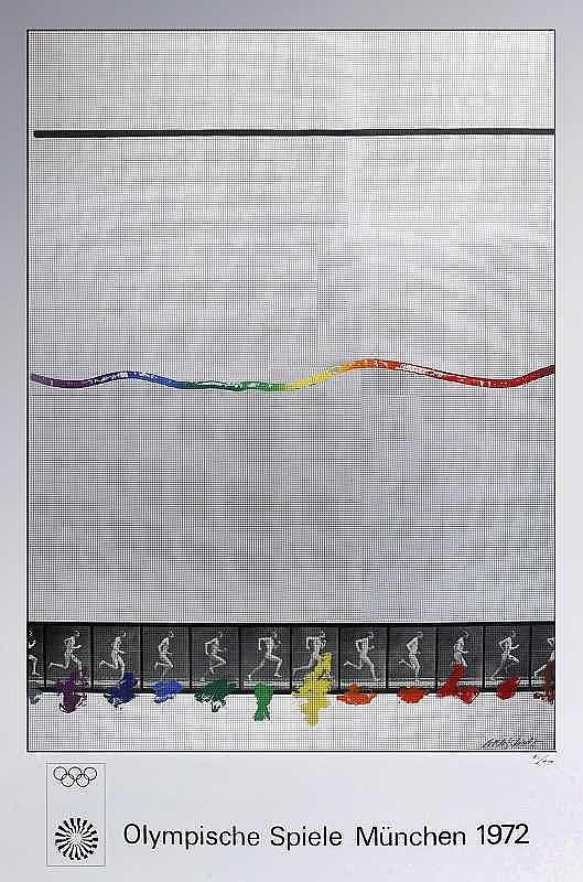 ARTIST: Shusaku Arakawa(1936-) TITLE: Munchen