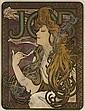 Alphonse Mucha (1860-1939): JOB, Alphonse Maria Mucha, Click for value
