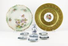 Miscellaneous Lot of Porcelain Items. Shipping $30.00