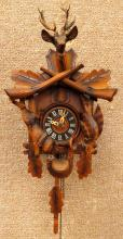 Mid 20th Century German Coo-Coo Clock. Not in Working Condition. Shipping $35.00