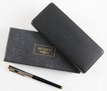 Regency Ballpoint Pen in Original Box with Original Outer Box. Signed. Good Condition, has Original Sticker. Doubt it was ever Used. Measures 5-1/2 Inches. Shipping $20.00