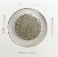 17th Century Ancient Thaler Silver Coin. The Thaler was a silver coin used throughout Europe for almost four hundred years. Its name lives on in the many currencies called dollar and until recently, the Slovenian tolar. Further, the name of the Romanian and Moldovan currencies (Romanian and Moldovan Leu) comes from the Thaler via one of the Dutch daalders, the leeuwendaalder (