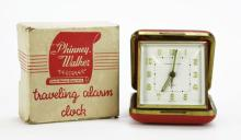Phinney Walker Traveling Alarm Clock in Original Box. Shows Little Use. Shipping $20.00