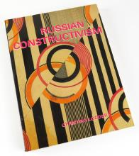 Russian Constructivism Soft Cover Book by Christina Lodder. University Press, 1990. Measures 10-1/2 Inches by 8 Inches. Shipping $20.00
